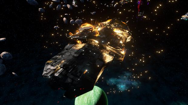 Spaceship Down