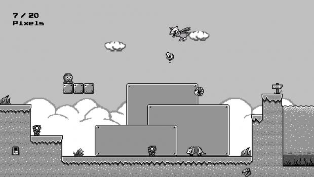 Gameboy-Inspired Screenshot 1