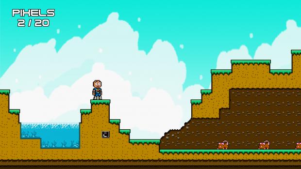 NES-Inspired Screenshot 1