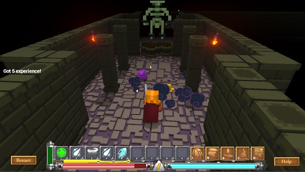 Reikon Dungeon Screenshot