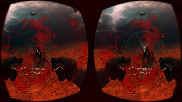 Troopers VR 1.1.0 coming soon