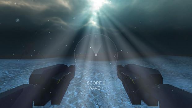New underwater level