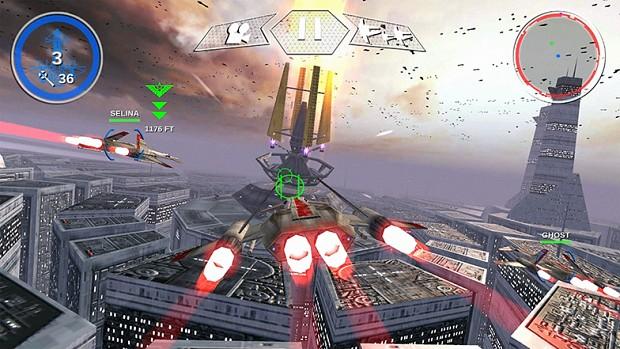 Edge Of Oblivion: Alpha Squadron 2