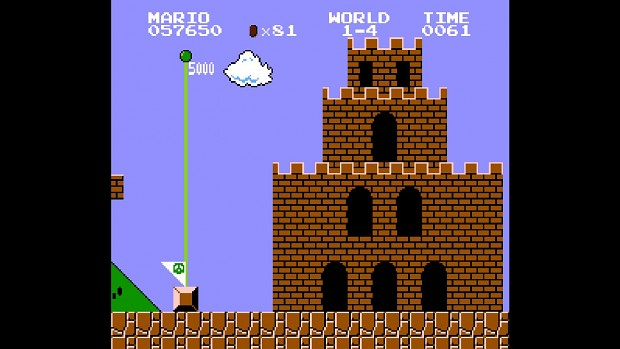 Super Mario Bros: The Impossible Level - Gallery