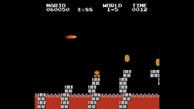 Super Mario Bros: The Impossible Level - Gallery