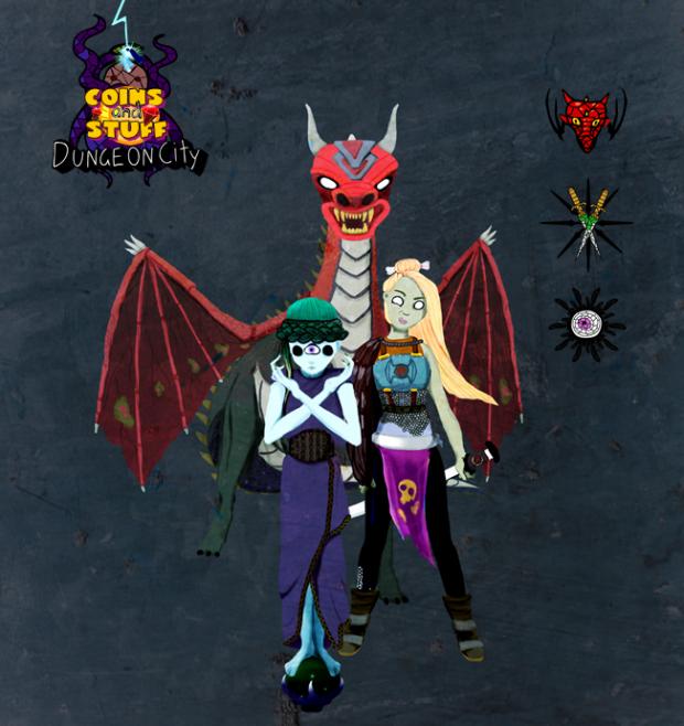 The dragon, slayer and seer