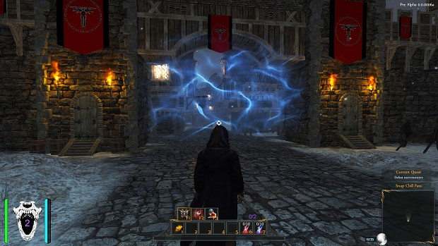 Magic Barrier
