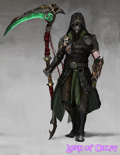 Posed Concept Art Male Final