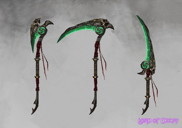 Sigil Knight Weapons Lord-of-decay-scythes