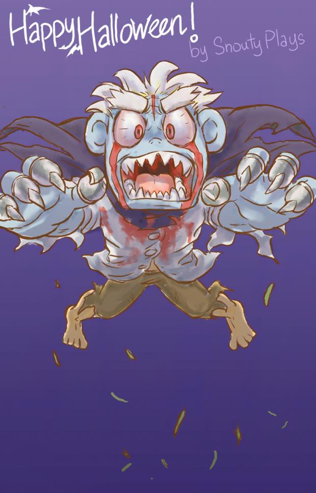 Monster Johan