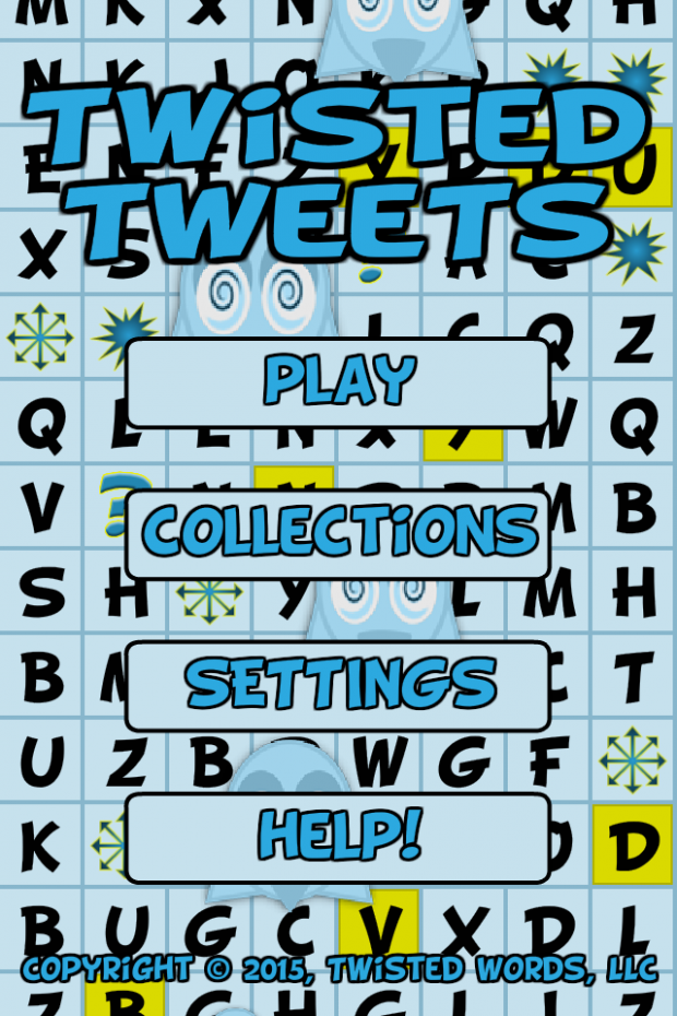 Twisted Tweets Word Search