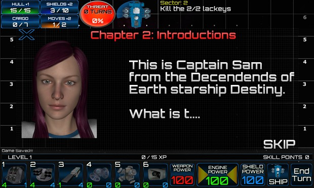 Delta Quadrant Screenshot