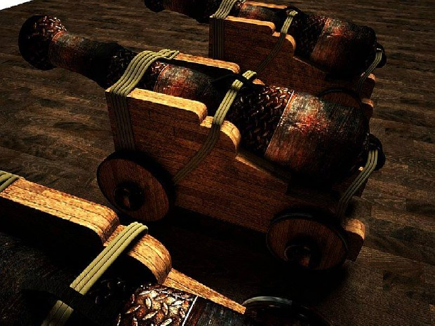 Render of Cannon
