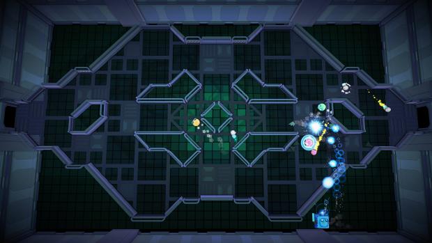 Rocket Fist Arena Screenshots