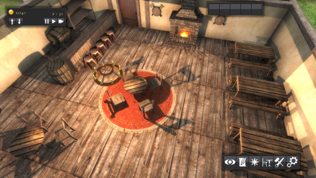 Arashia Tavern - update