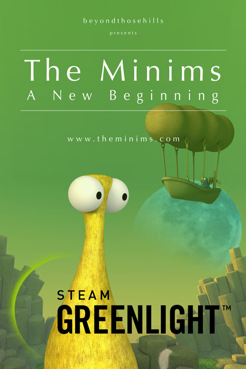 The Minims on STEAM GREENLIGHT