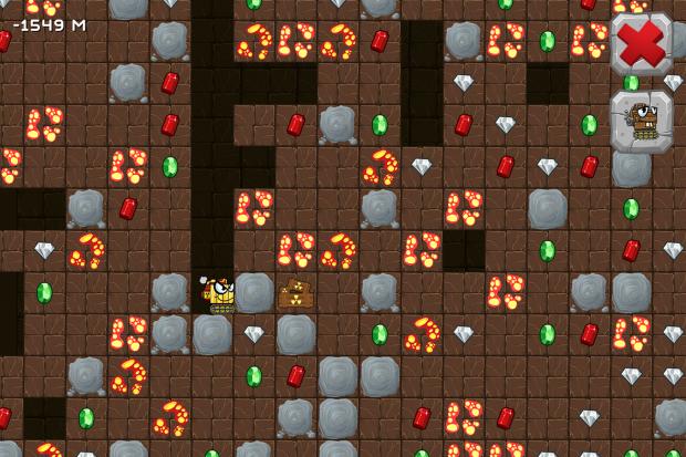 Digger Machine - new update screens