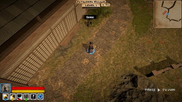 Town Screenshots