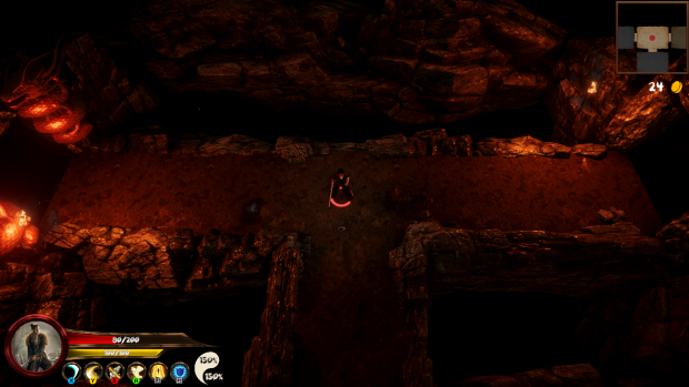 New caves tile