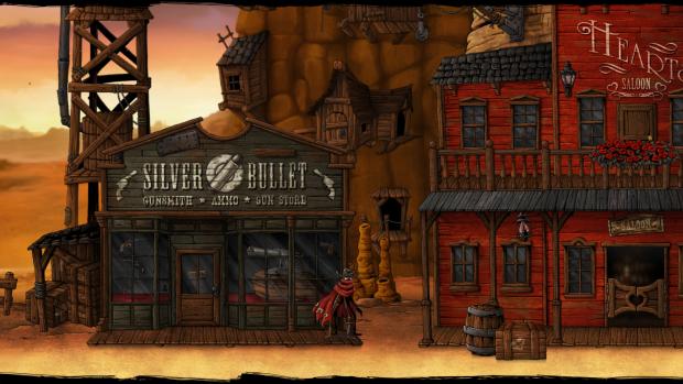 Gunstore in Driftwood