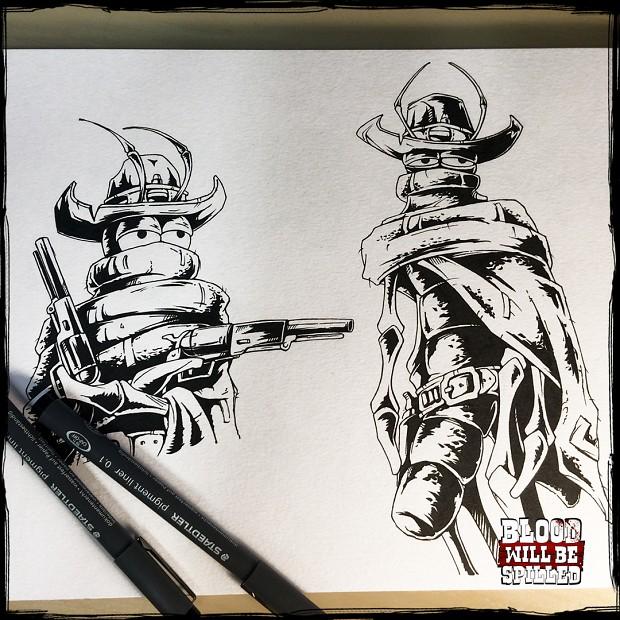 Jack - concept arts