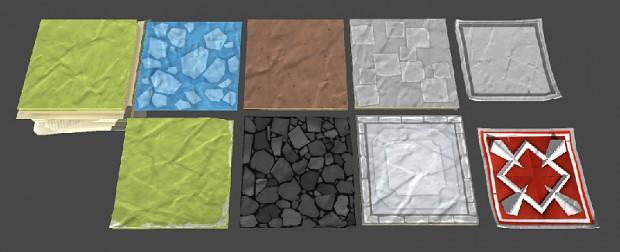 Epistory Ground tiles