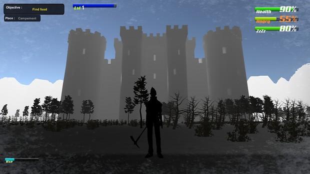 S.N.O.W - Castle #1