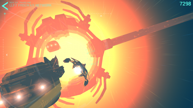 Hyperburner Screenshots