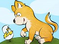 Dog vs Chicken