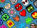 PixelRush Emotional Robots
