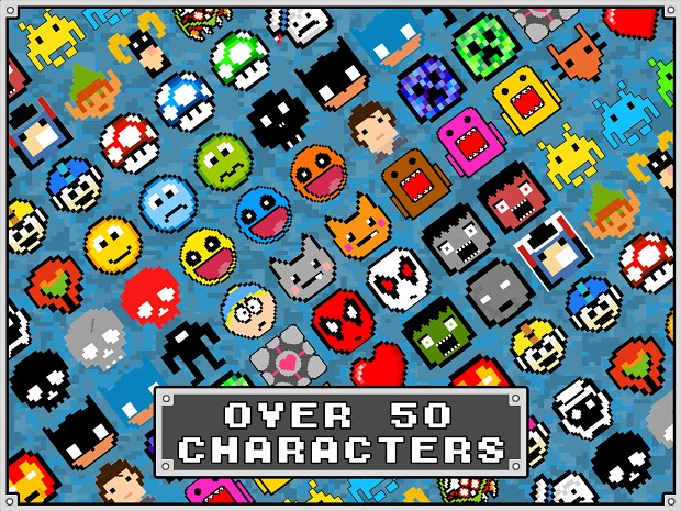Over 50 Characters