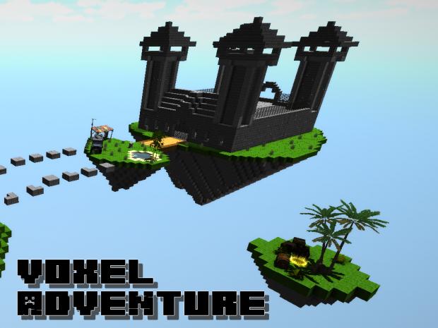 Voxel Adventure