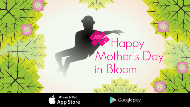 Happy Mother's Day in Bloom