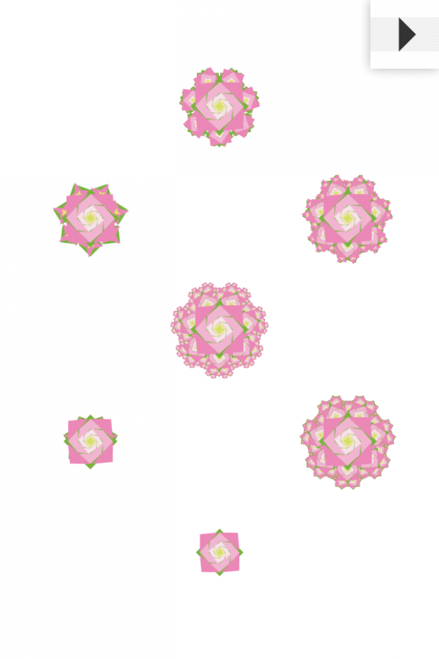 Sprite sheet : Flower chain 1