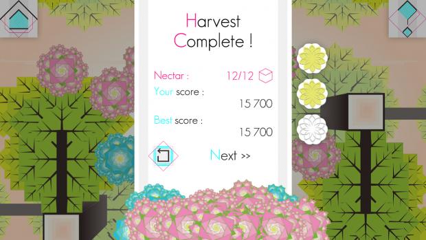 Harvest Complete ! (landscape view)