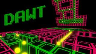 DAWT Level render / desktop background