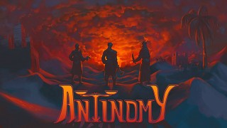 Antinomy - Justice, not Vengeance!
