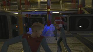 STRANGE ALLIES Alpha v040 screenshots