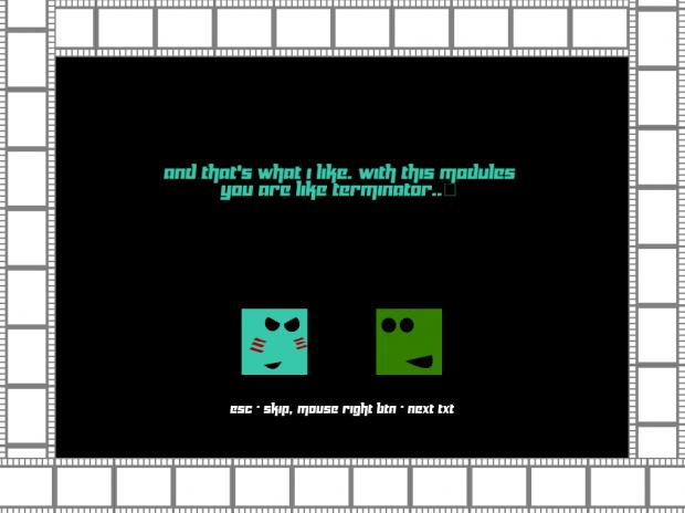 PixZen 0.4 cutscene