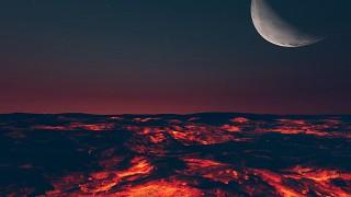 Searing Hot Lava Biome