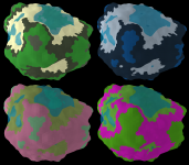 Random Planet Colour