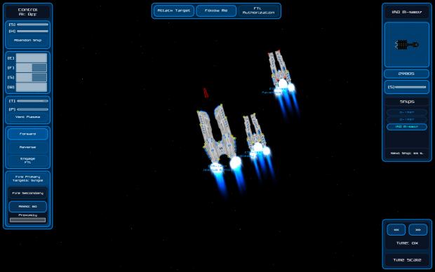 Fleet Control (In Progress)