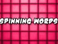 Spinning Words
