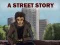 A Street Story : heat in oriental Paris