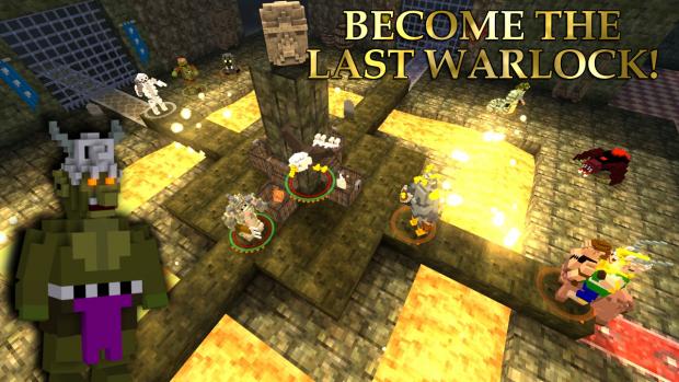 The Last Warlock App Store Previews