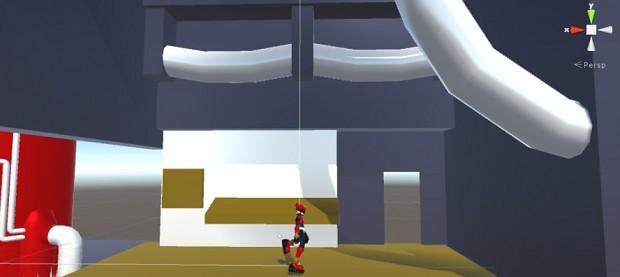 Megaman Zero - Map Test