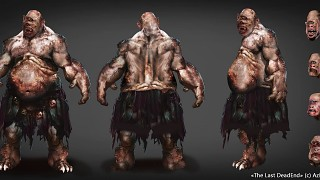 Concept Art of Cyclop