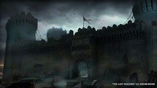 The concept art of Sabayil Castle