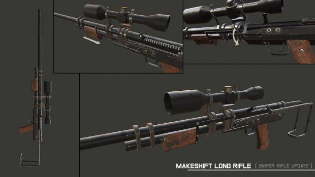 Weapon | Makeshift Long Rifle