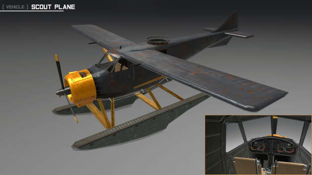 Vehicle - Scout Plane